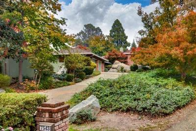 Sacramento Single Family Home For Sale: 7543 Baldwin Dam Road