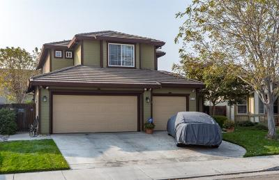 Tracy CA Single Family Home For Sale: $535,000