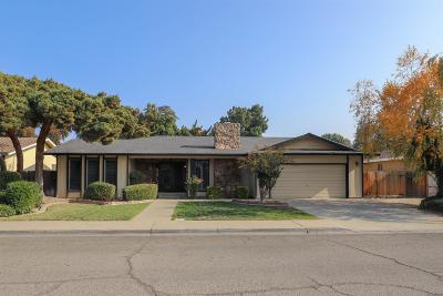 Turlock Single Family Home For Sale: 2504 Wellerman Way