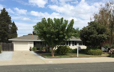 Lodi Single Family Home For Sale: 913 Mason Street