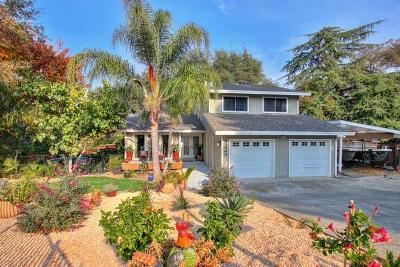 Orangevale Single Family Home Contingent: 8225 War Horse Court