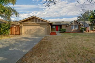 Gustine Single Family Home For Sale: 908 East Avenue