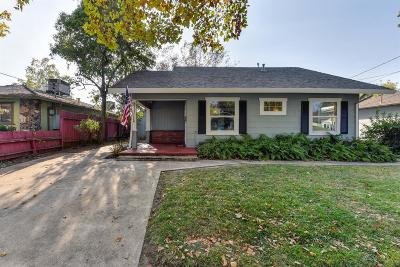 Roseville Single Family Home For Sale: 209 Elm Street
