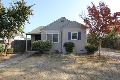 Sacramento Single Family Home For Sale: 3809 Lissetta Avenue