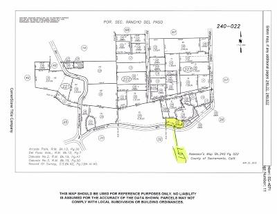 Sacramento Residential Lots & Land For Sale: Winding Way