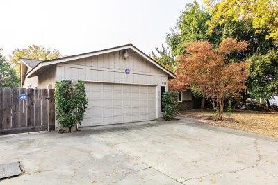 Modesto CA Single Family Home For Auction: $314,200