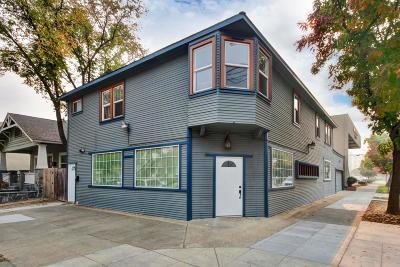 Sacramento Multi Family Home For Sale: 3002 O Street