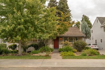 Sacramento Single Family Home For Sale: 1431 Marian Way