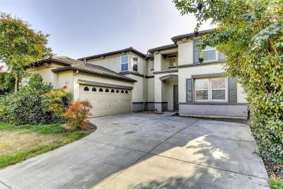 West Sacramento Single Family Home For Sale: 2447 Meadowlark Circle