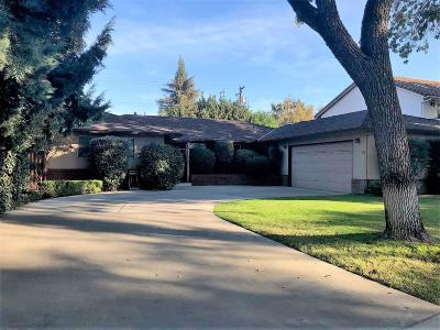 Modesto Single Family Home For Sale: 1239 Yale Avenue