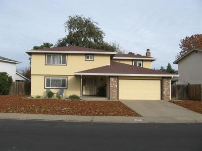 Rancho Cordova Single Family Home For Sale: 2459 El Burlon Circle