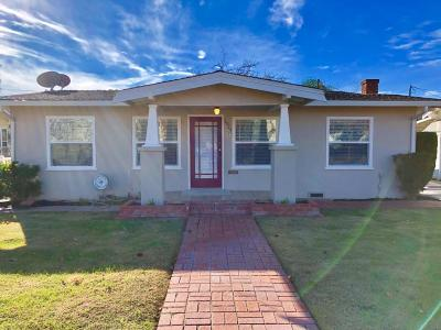 Gustine Single Family Home For Sale: 1524 South Avenue