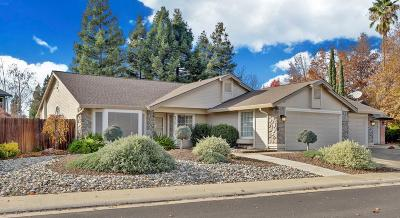 Elk Grove Single Family Home For Sale: 9212 Everett Court