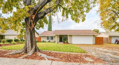 Modesto Single Family Home For Sale: 2821 Malaga Way