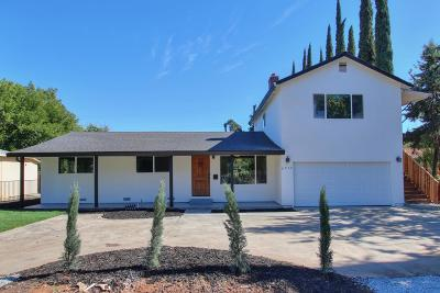 Citrus Heights Single Family Home For Sale: 6930 Mariposa Ave.