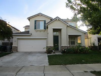 Merced Single Family Home For Sale: 1226 Strawberry Drive
