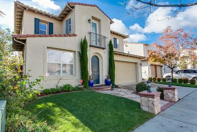 San Ramon Single Family Home For Sale: 361 Brower Court