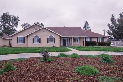 Linden Single Family Home For Sale: 21315 East Rose Clover Lane