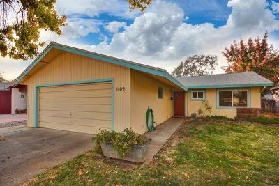 Yolo County Single Family Home For Sale: 1109 Snyder Drive