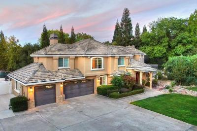 Granite Bay Single Family Home For Sale: 6800 Mystery Creek Lane
