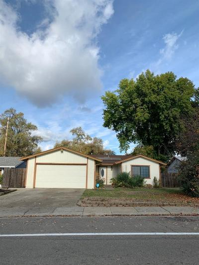 Orangevale Single Family Home For Sale: 9237 Pershing Avenue