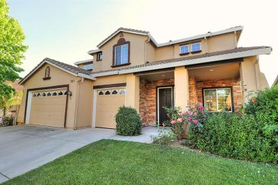 Sacramento Single Family Home For Sale: 7890 Sergio Way