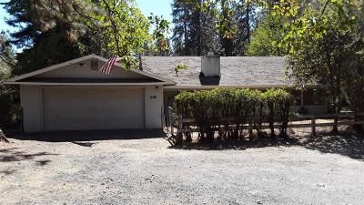 Placer County Single Family Home For Sale: 600 Weaver Hill Lane