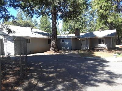 Volcano CA Multi Family Home Active Court Appr.: $655,000
