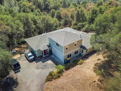 Placerville CA Single Family Home For Sale: $629,000