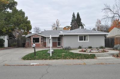 Roseville Single Family Home For Sale: 411 Loretto Drive
