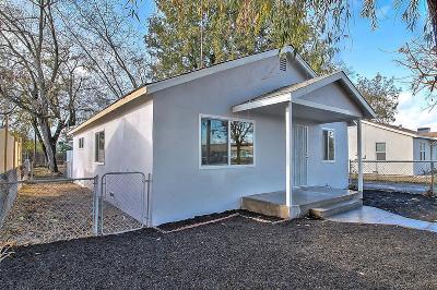 Modesto Single Family Home For Sale: 1701 Morgan Road