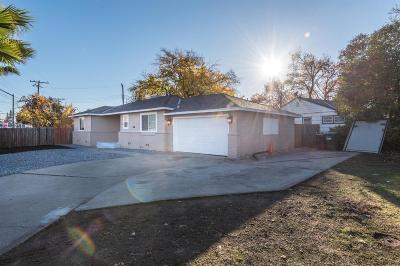Sacramento Single Family Home For Sale: 3460 Harmony Lane
