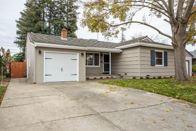 Sacramento Single Family Home For Sale: 1347 60th Street