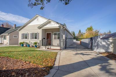 Sacramento Single Family Home For Sale: 1032 54th Street