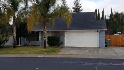 Manteca Single Family Home For Sale: 907 Wawona Street