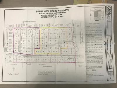 Merced Residential Lots & Land For Sale: 2800 Cowden Avenue