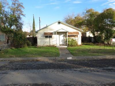 Gridley Single Family Home For Sale: 260 Nevada Street