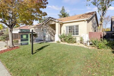 Tracy Single Family Home For Sale: 2429 Carol Ann Drive