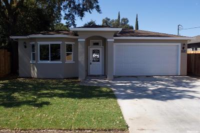 San Joaquin County, Stanislaus County Single Family Home For Sale: 544 South Hinkley Avenue
