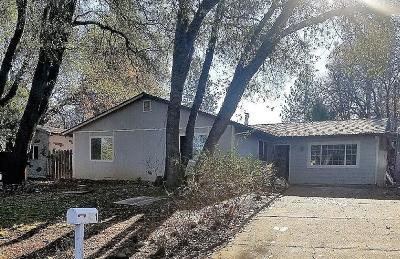 El Dorado County Single Family Home For Sale: 461 Sunlight Drive