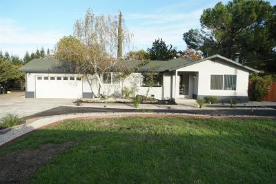 Orangevale Single Family Home For Sale: 6516 Main Avenue