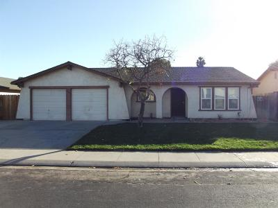 Manteca Single Family Home For Sale: 1144 Devonshire Avenue