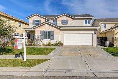 West Sacramento Single Family Home For Sale: 3790 Huntington Rd.