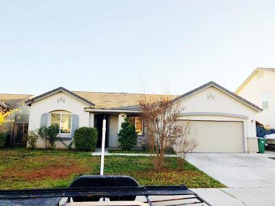 Stockton Single Family Home For Sale: 2710 Sebastan Lane