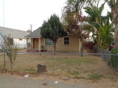 Modesto CA Single Family Home For Sale: $170,000