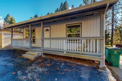 El Dorado County Single Family Home For Sale: 4522 Pony Express Trail