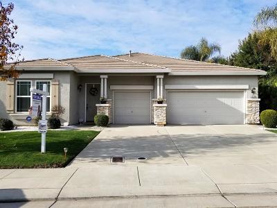 Stockton Single Family Home For Sale: 4043 Knollwood Court