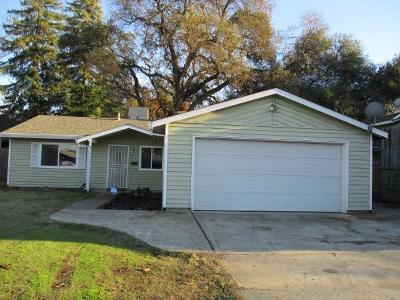 Orangevale Single Family Home For Sale: 5542 Bellingham Way