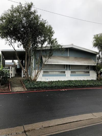 Ceres Mobile/Manufactured For Sale: 3939 Central Avenue #151