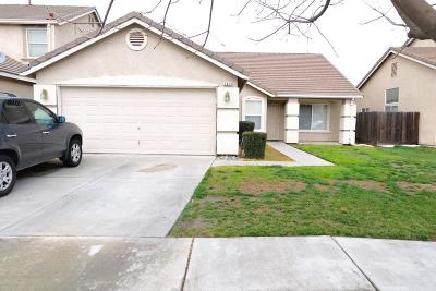 Turlock Single Family Home For Sale: 1823 Henry Way